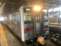 15:04  列車到着