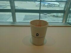 3泊4日別府温泉の旅に行ってきました。 始まりは羽田空港にあるパワーラウンジ。  トマトジュースをいただいて、ゲートへ。