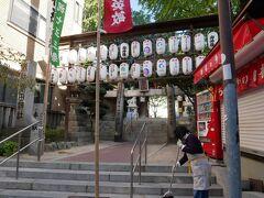 そしてお目当ての櫛田神社到着。