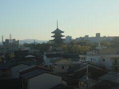 京都駅に着いたら即座に東海道新幹線に乗り換え、15:43 新大阪に向かいました。
