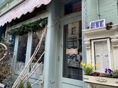 3月中旬。今週から外食ができなくなるかも!という話が出始めました。え、本当に?なんて半信半疑でしたが、この日が最後の店内飲食になります。   初めてのロシアンレストラン。 ユニオンスクエアから少し歩いたところにあります。  ★Mari Vanna 41 E 20th St, New York, NY 10003