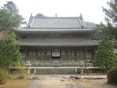 次いでやって来たのはこちらの東光寺です。