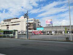 12:17「青森駅」から在来線に乗って