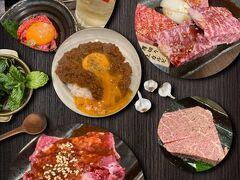 ちなみに梅小路に来たのはチェックインが目的ではなく、焼肉を食べに来たついで、です( *´艸`)  焼肉の文屋 https://bunya.gorp.jp/