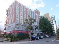 宿泊先  オールドイングランド 道後山の手ホテル 一人旅でもくつろいで泊まれる良いお宿です