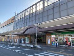 帰りは埼京線の戸田駅から帰ることにしました。