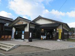輪島ドラマ記念館・いろは橋の手前にありました。