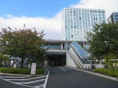 午前9時半過ぎ。JR仙台駅東口。