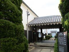 敷地内には倉紡記念館がありました。