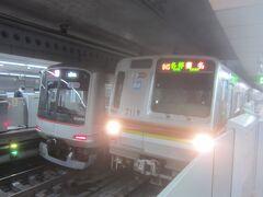 出かけたついでに渋谷から東横線