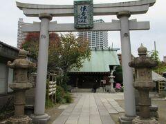 10:57「住吉神社」