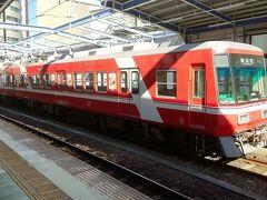浜松駅まで歩いて帰れますが、せっかくなので遠州鉄道の電車に乗ってみました。 遠州病院前から新浜松まで2駅120円。安い!