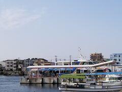 淡路島行きのフェリー乗り場ですね ここから淡路島に遊びに行くのも良いかも