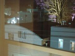 窓からの眺め 温泉街全体を 見渡せる感じ いいですね