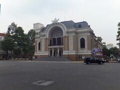サイゴン オペラ ハウス 1897年にオペラ・ド・サイゴン劇場として建築されました。
