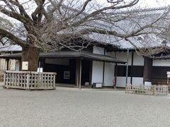 唯一 この辺の観光施設で開いていた 弘道館を 見学しましょう 水戸藩の 藩校だった所だそうです 観覧料 400円