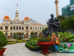 人民委員会庁舎は、仏領インドシナ時代の市庁舎です。
