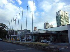 続きまして、年明け最初の宿泊はシェラトン都ホテル東京です~!! もちろん車で^^