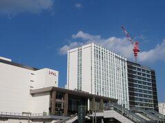 午前9時 仙台駅東口にやってきました。