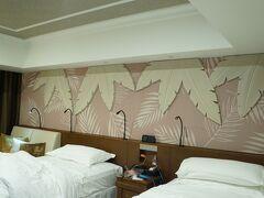 今回はシェラトングランデ東京ベイに宿泊しました。