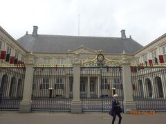 ノールダインデ宮殿(女王様の執務室)