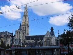 聖母大聖堂 Onze-Lieve-Vrouwekathedraal Antwerpen