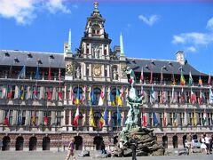 アントワープ市庁舎 Stadhuis van Antwerpen