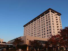 今夜のお宿。 ホテル&リゾーツ長浜 (旧 長浜ロイヤルホテル)  ホテル詳細は別ブログで。。