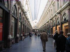ギャルリ・サンテュベール Galeries Royales Saint Hubert