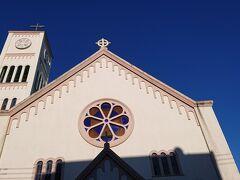 サレジオ教会へ