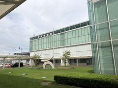 11:57北九州空港到着。