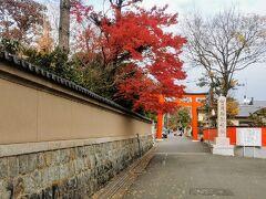 重要文化財になっている旧三井家下鴨別邸を見学します。