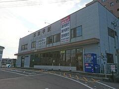 島原鉄道の旅はホテルから10分ほど歩いた 本諫早駅からスタートです。