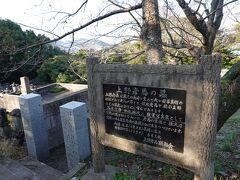 上野彦馬の墓