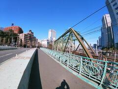 八ツ山橋 旧橋親柱