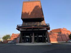 種子島鉄砲館。西之表市にある歴史資料館です。鉄砲伝来は種子島南端だけど、種子島の城主は先ほどの赤尾木城を居城としていましたから、間違いではないですね。