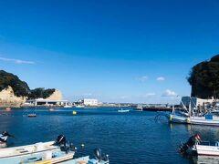 平潟港。9年前に来たときは、東日本大震災の爪痕が生々しかった。