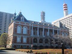 法務省旧本館 赤レンガ棟です 美しい煉瓦造りの建物です