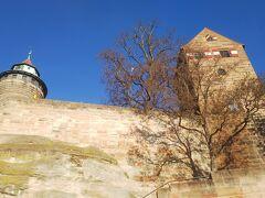 ニュルンベルク城。