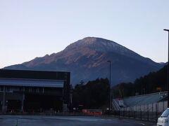 3週間前と同じくОさんとの2人旅 道の駅なんぶから篠井山