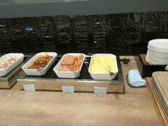 おはようございます!  ホテルクージュ福井の朝食ブッフェです。