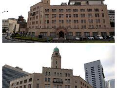 横浜税関本関庁舎  横浜三塔のひとつで、クイーンの塔の愛称で知られている建造物。 横浜市認定歴史的建造物で、内部公開もされているので、時間があったら立ち寄ってみたかったけれど、、、、 この日は観光よりもホテルステイで・・・(笑) ラウンジステイにしちゃうと、こうなっちゃうんだよね~。