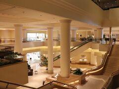 2階のアイマリーナへ。 営業時間は11:00~18:00。
