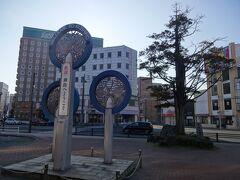 釧路駅に到着