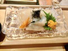 小樽運河のほとりにある、おたる政寿司ぜん庵で、事前に予約の上、伺いました。小樽ならではの寿司を食べようと思います。