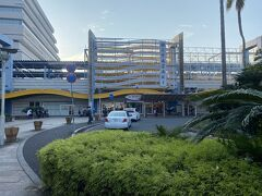 定通り16:09に宮崎駅に到着。昨日鹿児島中央でICカードで入りっぱなしになっちゃった分の払い戻しをしてもらいました。