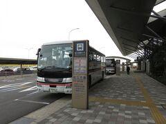 9:03 松江方面行バスに乗車