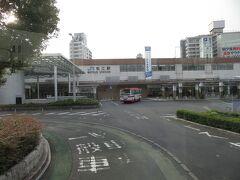 9:39 松江駅(北口)に到着