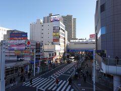 東武アーバンパークラインを船橋駅まで乗りました。全線制覇しました。ここからは京成千葉線に乗り換えることにします。