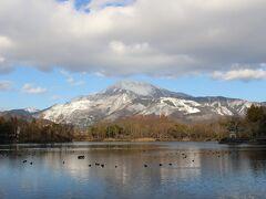 結局、琵琶湖の北側を回って到着したのは、伊吹山の展望ポイント三島池(米原市)。